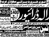 International Jobs In Union Manpower Services 2019
