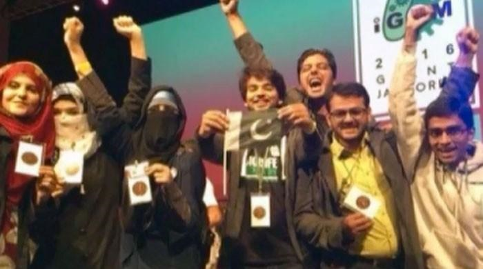 Peshawar Young Scientists team wins bronze in Boston