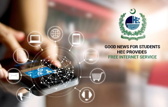 HEC & Telcos are offering Cheaper Internet Bundles to Students