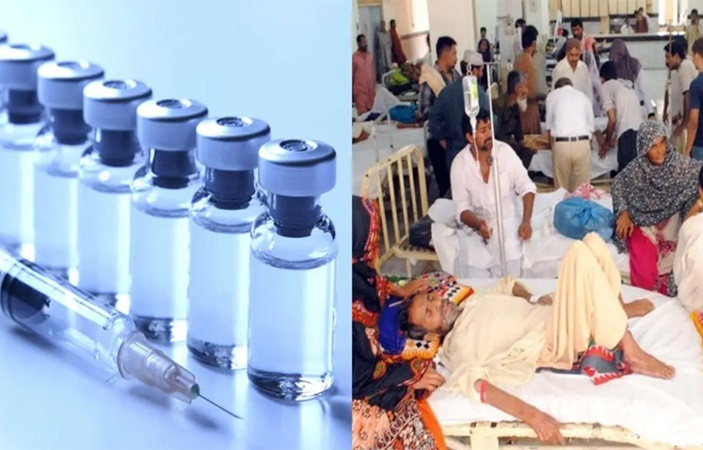 Pakistan is The First Country To Launch Typhoid Vaccines!