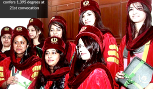 Hamdard University confers degrees to 1,395 students at 21st convocation