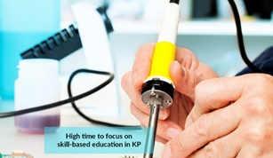 High time to focus on skill-based education in KP: Pervez Khattak