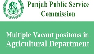 Latest Punjab Public Service Commission 2017 jobs