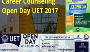 Career Counseling Open Day UET 2017