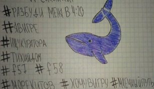 Warn Your Child about Teenage Suicide Game 'Blue Whale'