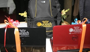 Laptops distributed Under Third PM Laptop Scheme