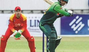 Fakhar Zaman Scores Double Century in One Day International
