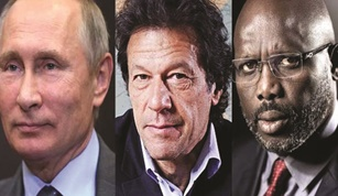 Imran Khan Third Sportsman to Become a Country's Leader