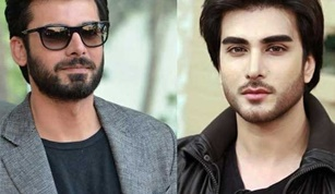 Imran Abbas & Fawad Khan Nominees for World's 100 Most Handsome Men