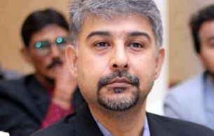 Syed Ali Raza Abidi buried in graveyard with Sadness
