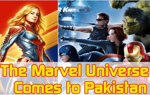 Marvel Universe Comes to Pakistan