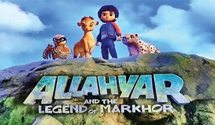 Gluco Allahyar and the Legend of Markhor