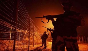 A woman and a girl shot dead by Indian Army