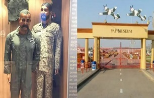 Indian WC Abhinandan's Failed Mission is 'Showcased' at PAF Museum