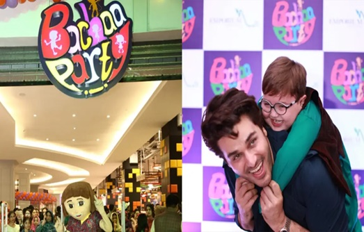 """Bachaa Party"" The Biggest Kids Store Come to Lahore!"