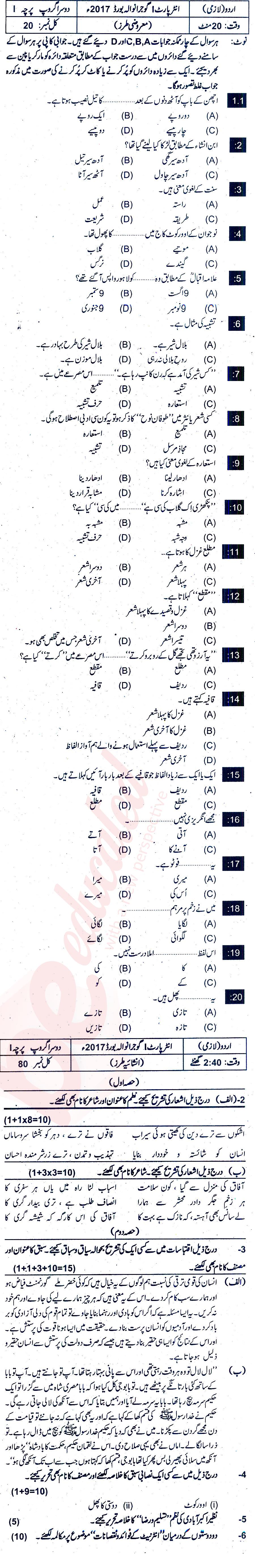 urdu papers Get latest cambridge o level second language urdu past papers, marking schemes examiner reports and grade thresholds second language urdu may/june 2017.