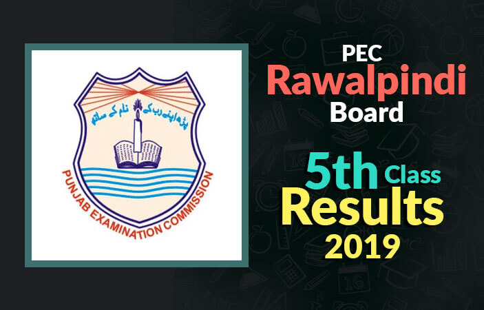 Rawalpindi Board 5th Class Result 2019 - Attock Chakwal