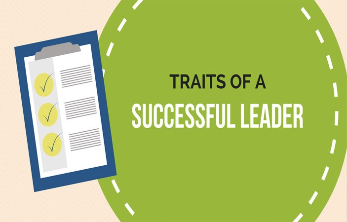 5 characters that owe commonly by highly successful leaders