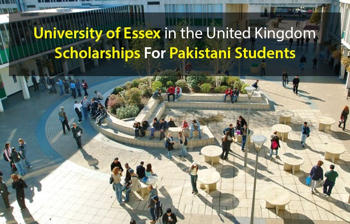The University of Essex in the United Kingdom presents Regional scholarships for Undergraduate and Masters Students