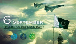 6th September- National day of Unity, Faith and Discipline for Pakistani Nation