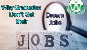 Why Graduates Don't Get their Dream Jobs