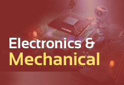 Electronics & Mechanical Jobs
