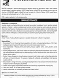 Job In Pak Arab Refinery Limited 01 Jan 2018