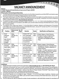 Job In Project Implementation Unit  14 Dec 2018