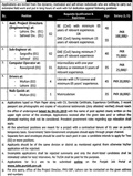 Job In  Sports Board Punjab  15 Dec 2018