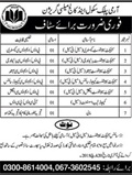 Jobs In Army Public School And College Mailsi 16 Mar 2018
