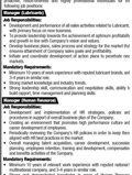 Jobs In Attock Petroleum Limited 25 Mar 2018