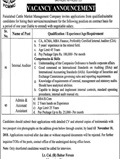 Jobs In Cattle Market Management Company 25 Oct 2018