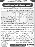 Jobs In District And Session Court Charsadda 03 Mar 2018