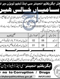 Jobs In Executive Engineer C&W Division 26 Feb 2018