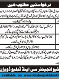 Jobs In Executive Engineer C&W Division Lower Dir 14 Apr 2018