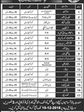 Jobs In Mehria Town Pvt 10 Dec 2018