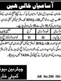 Jobs In Office Of Municipal Committee Kharan 06 Mar 2018