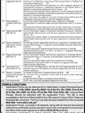 Jobs In Shaheed Benazir Bhutto Women University 14 Feb 2018