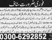 Ak Group of International Organization Offering Jobs In Islamabad