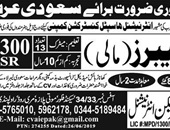 American International Offering Jobs In Saudi Arab