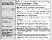 Assistant Manager jobs in Ali Trust College Islamabad