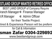 Bestland Group Offering Jobs 2019