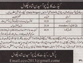 Cadet College Offering Jobs In Chakwal