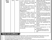 Ceo Jobs In  Islamabad Healthcare Regulatory Authority Islamabad