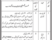 Corporate Secretary jobs in Health Care Commission Karachi