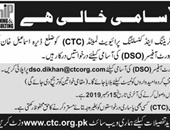 Data Support Officer jobs in Dera ismail khan