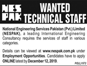 Engineering Consultant Jobs In Islamabad