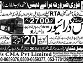 Faisal Usman Trade Test  and Training Centre Offering Jobs In UAE