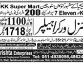 General Worker, Helper Jobs in Malaysia