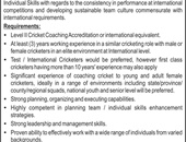 Head Coach Job In Pakistan Cricket Board  Lahore